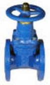 Задвижки чугунные JAFAR (Яфар) серия 2110 клин металл-металл GGG40
